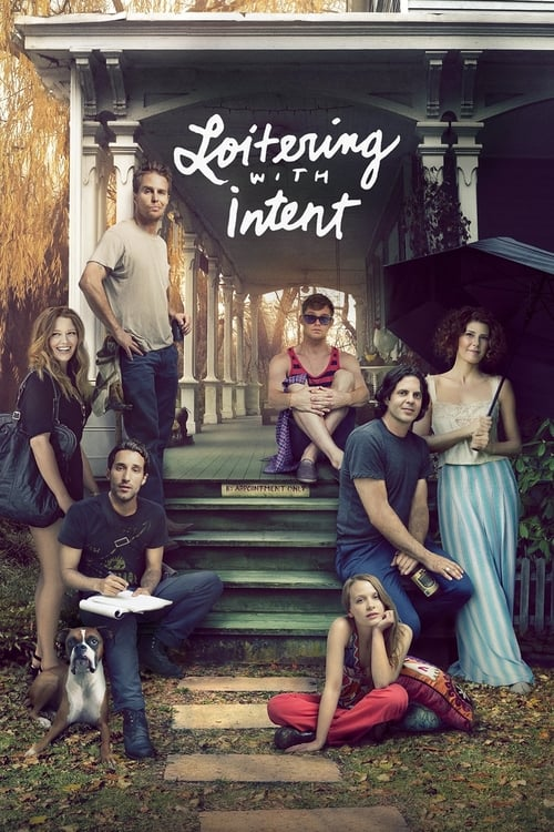 The poster of Loitering with Intent
