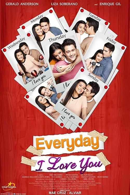 Watch Everyday I Love You online