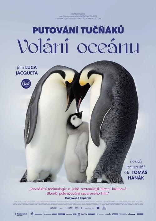 Film Putování tučňáků: Volání oceánu V Dobré Kvalitě Hd
