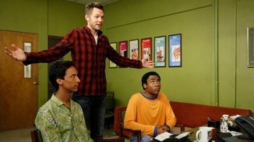 Community: Season 3 – Episod Pillows and Blankets (2)