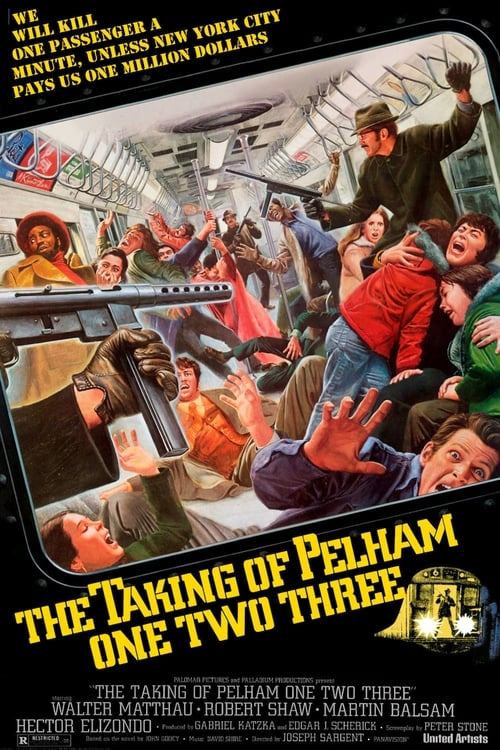 Largescale poster for The Taking of Pelham One Two Three