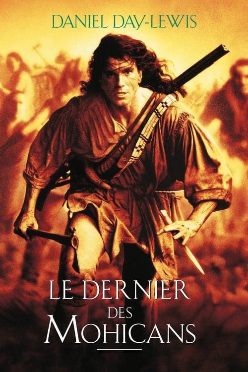 Le dernier des Mohicans (1992)