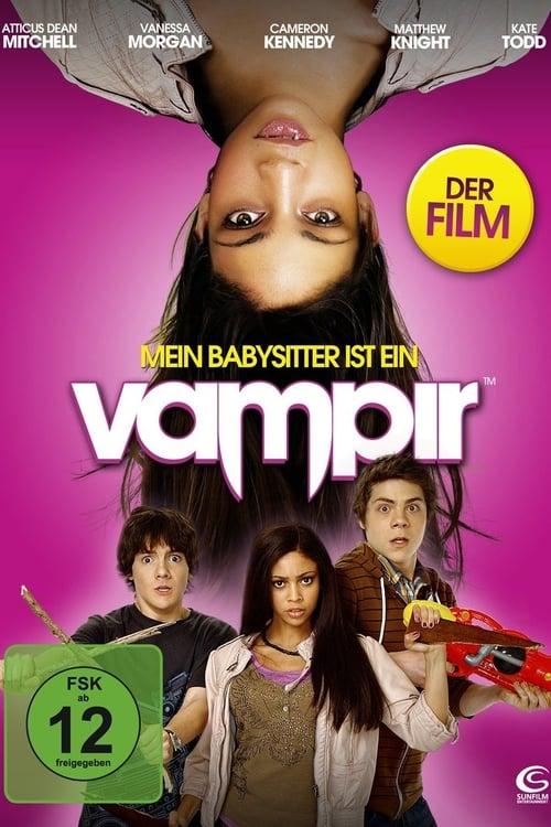 Poster von Mein Babysitter ist ein Vampir - Der Film