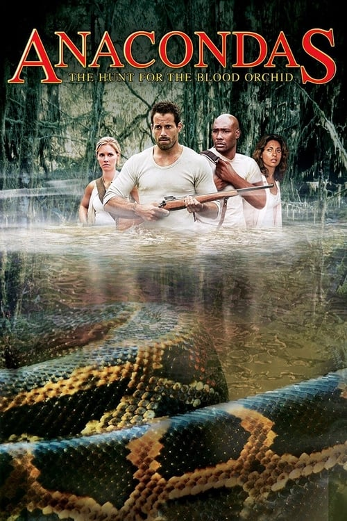 Anacondas: The Hunt for the Blood Orchid film en streaming