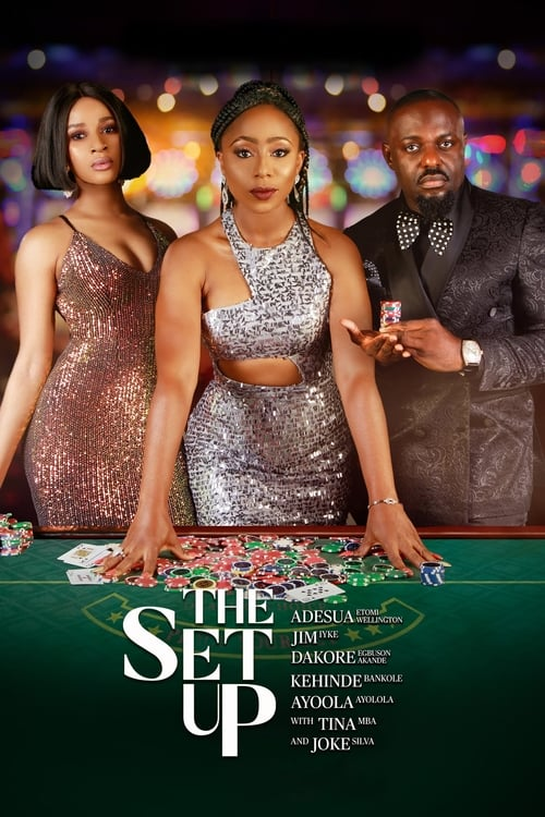 The Set Up - Poster