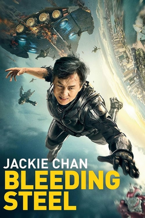 Bleeding Steel - Poster