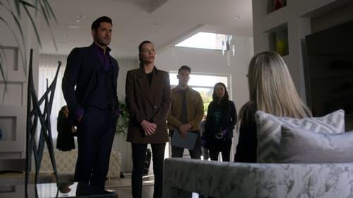 Lucifer - Season 5 - Episode 13: A Little Harmless Stalking