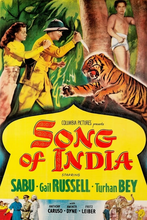 Filme Song of India Em Português