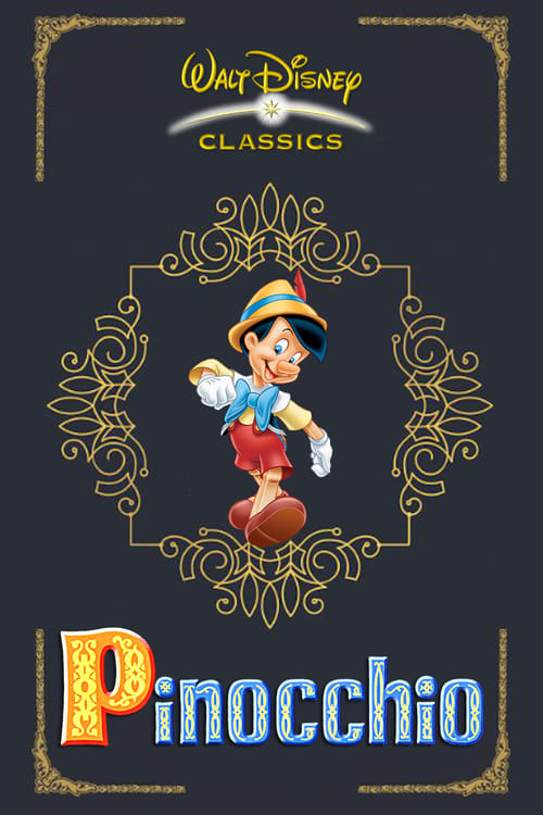 [1080p] Pinocchio (1940) streaming reddit VF