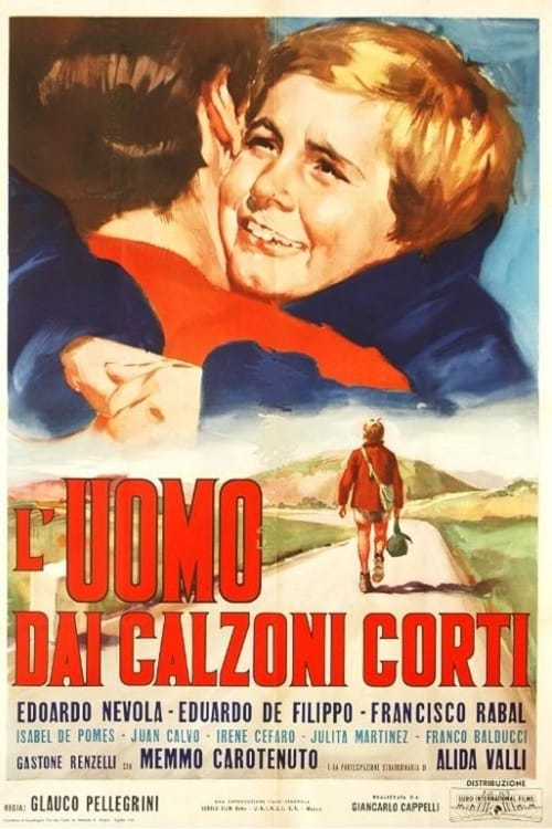 شاهد الفيلم L'uomo dai calzoni corti في نوعية جيدة مجانًا