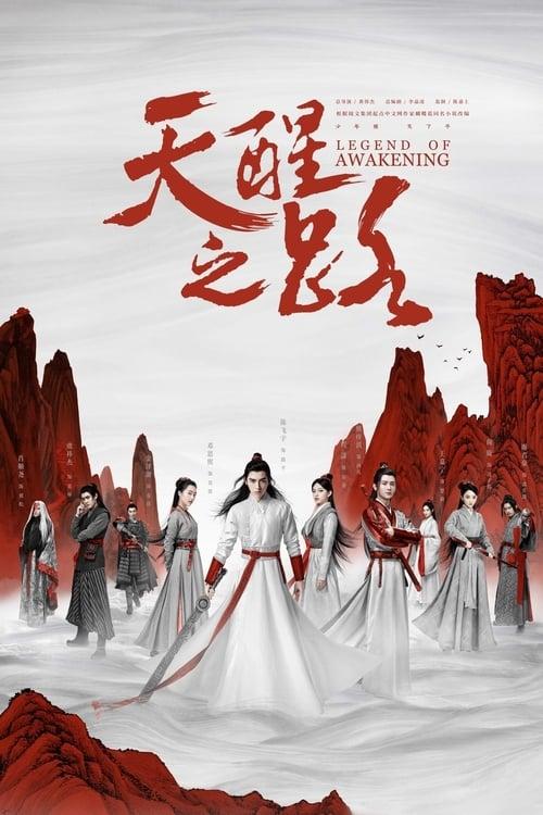 Affiche Legend of Awakening