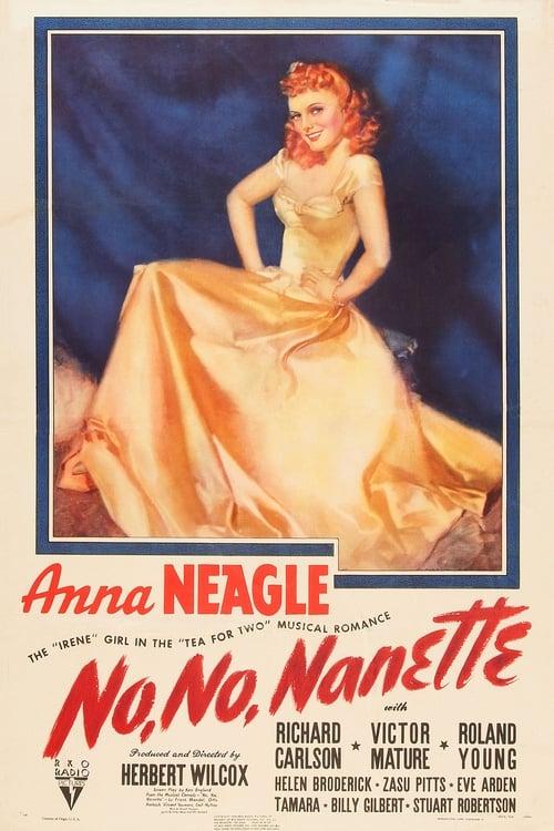 Filme No, No, Nanette Em Português Online