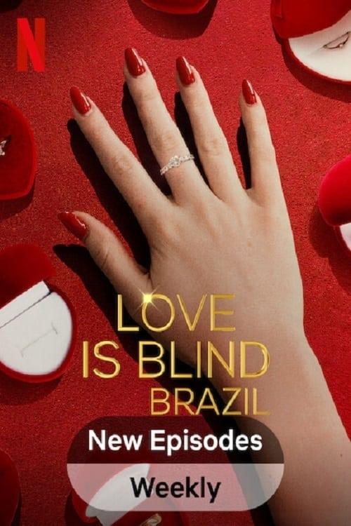 Casamento às Cegas: Brasil - Poster