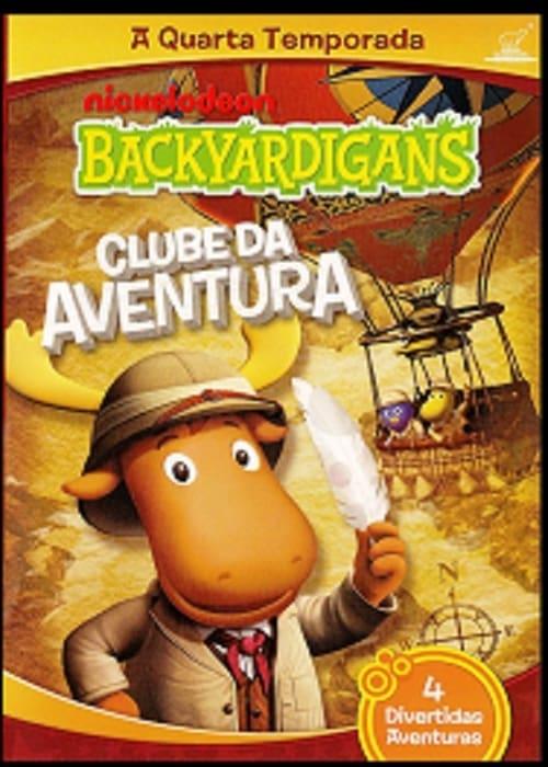 The Backyardigans - Join the Adventurers Club MEGA