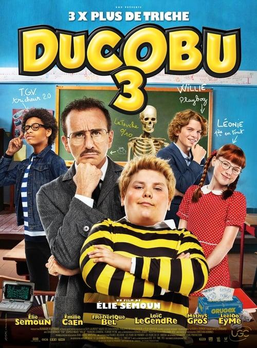 Película Ducobu 3 En Español En Línea