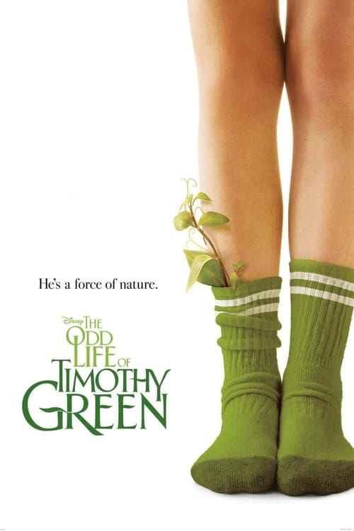 Streaming The Odd Life of Timothy Green (2012) Movie Free Online