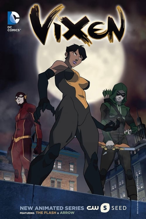 Watch Vixen (2015) in English Online Free