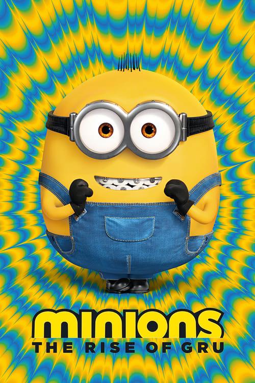 Regarder Les Minions 2 : Il était une fois Gru (2021) film vf