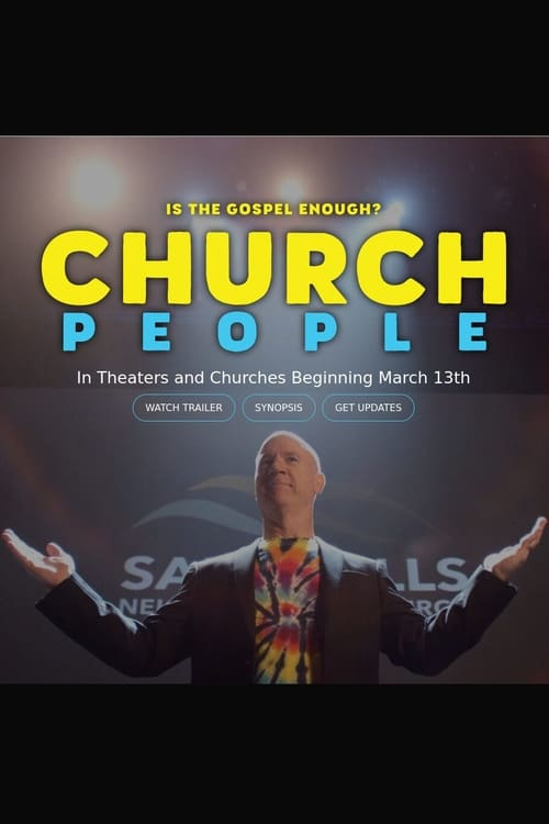 Church People (2021) Poster