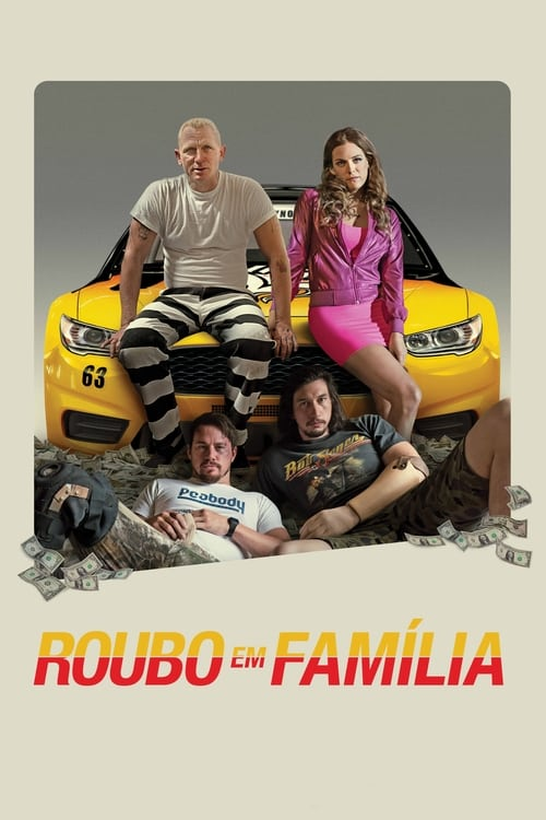 Assistir Filme Logan Lucky - Roubo em Família Online Grátis