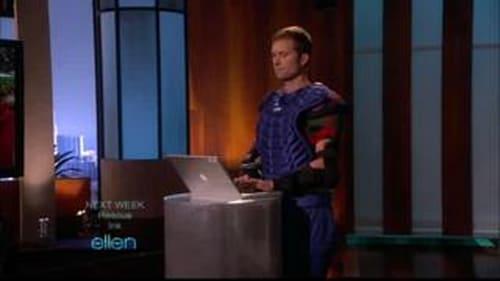 The Ellen DeGeneres Show - Season 7 - Episode 14: Christina Applegate and Dave Annable