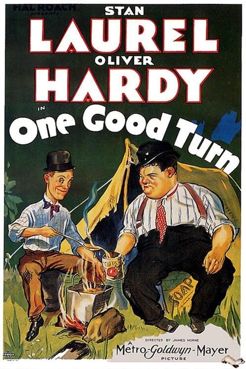 One Good Turn (1931)