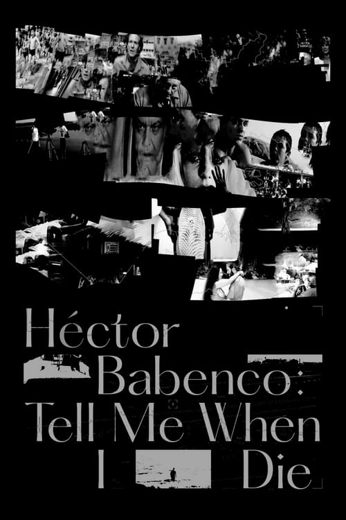 Watch Babenco: Tell Me When I Die Online Free Putlocker