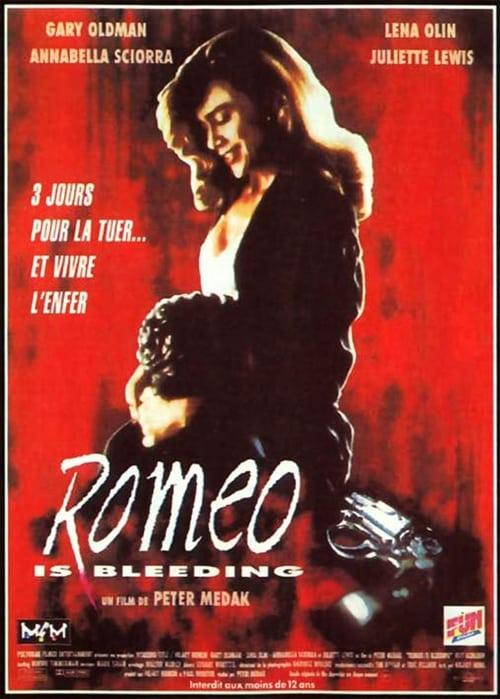 Regarder Romeo Is Bleeding (1993) streaming vf hd