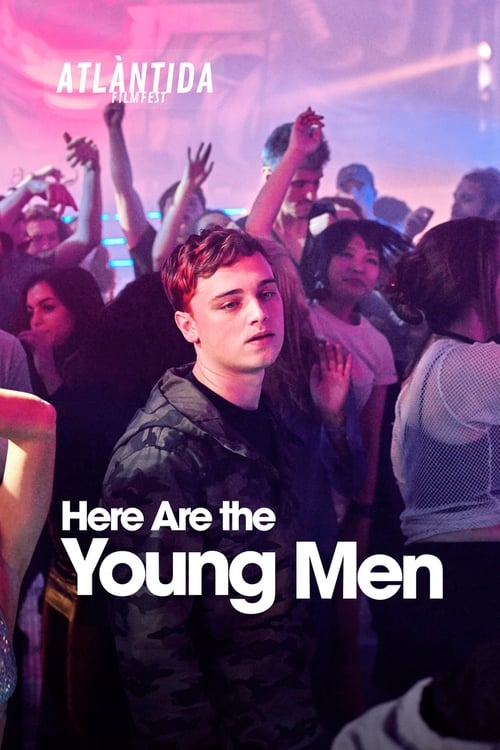 Largescale poster for Here Are the Young Men