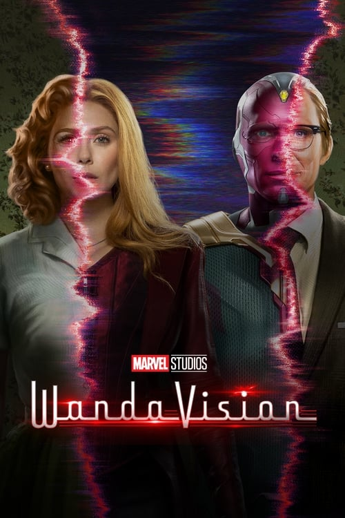 Marvel's WandaVision - Poster