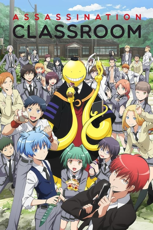 Assassination Classroom-Azwaad Movie Database