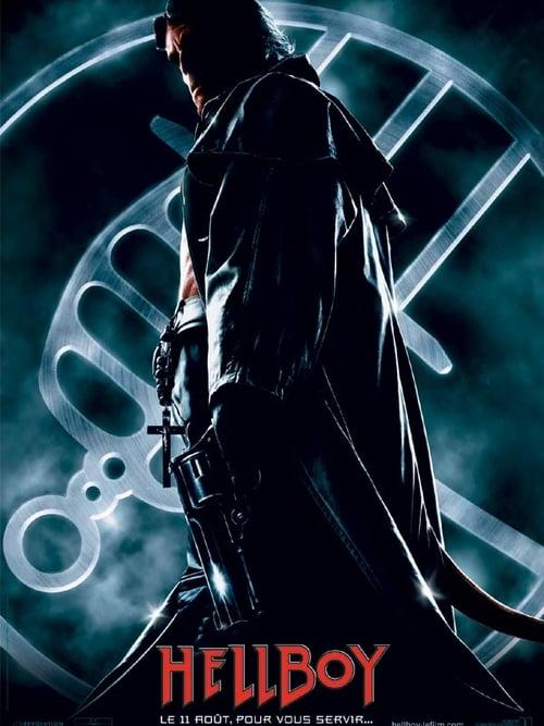 Voir Hellboy (2004) streaming