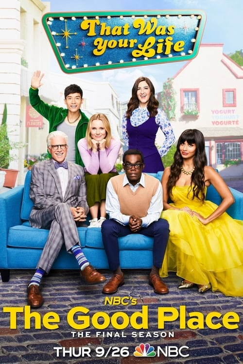 Banner of The Good Place