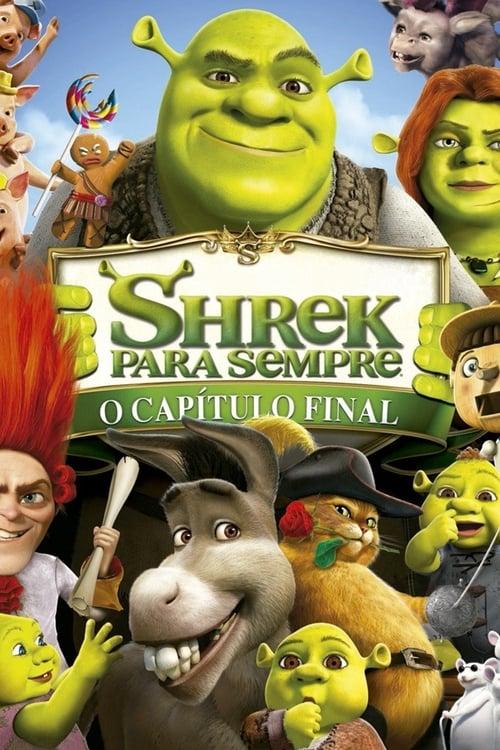 Assistir Shrek para Sempre - HD 720p Dublado Online Grátis HD