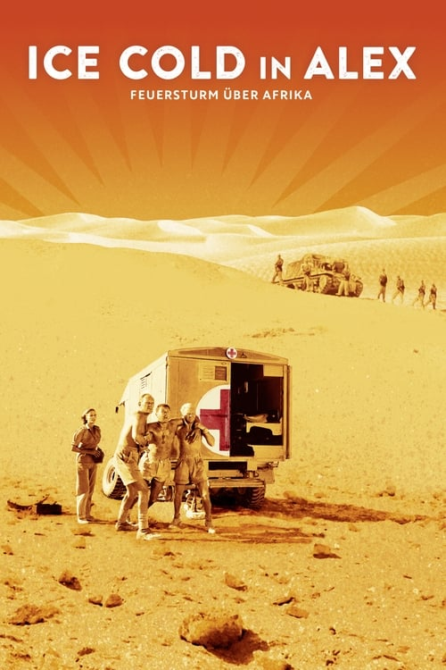 Film Eiskalt in Alexandrien – Feuersturm über Afrika Online