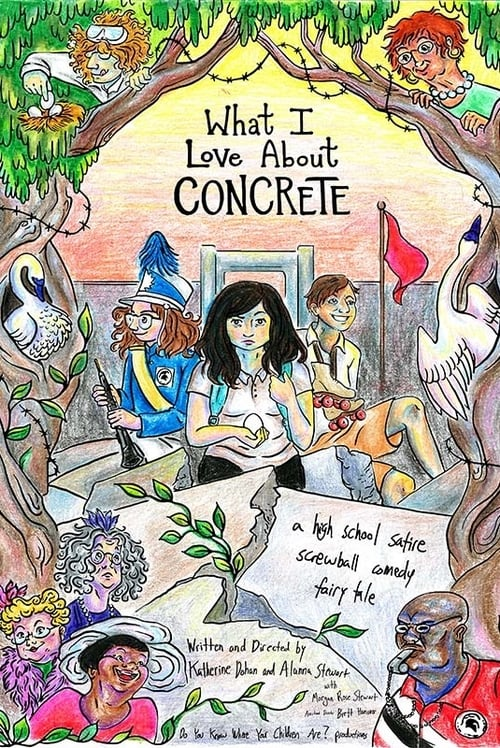 Regarder Le Film What I Love About Concrete Gratuit En Ligne