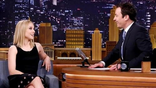 The Tonight Show Starring Jimmy Fallon: Season 1 – Episode Kristen Bell, Steve Harvey, Demi Lovato