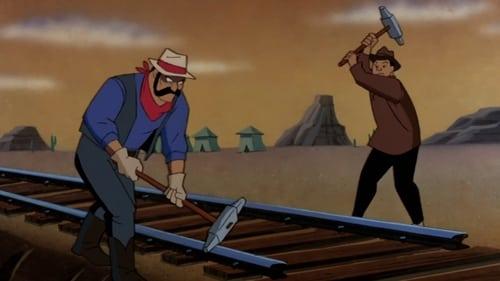 Batman: The Animated Series - Season 4 - Episode 2: showdown