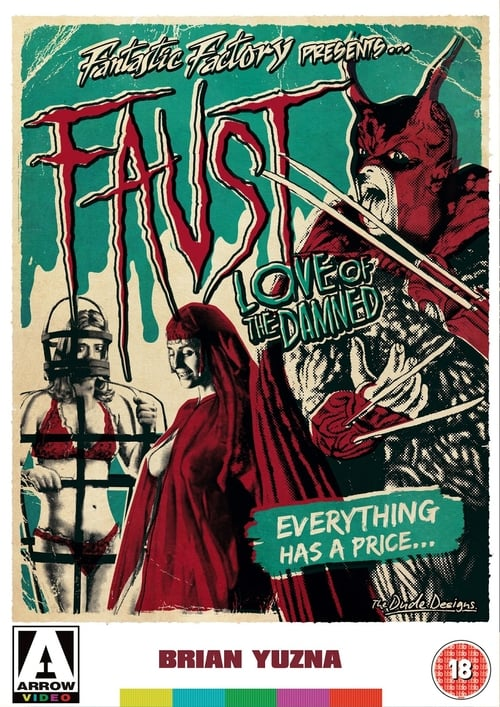 Watch Faust: Love of the Damned Online