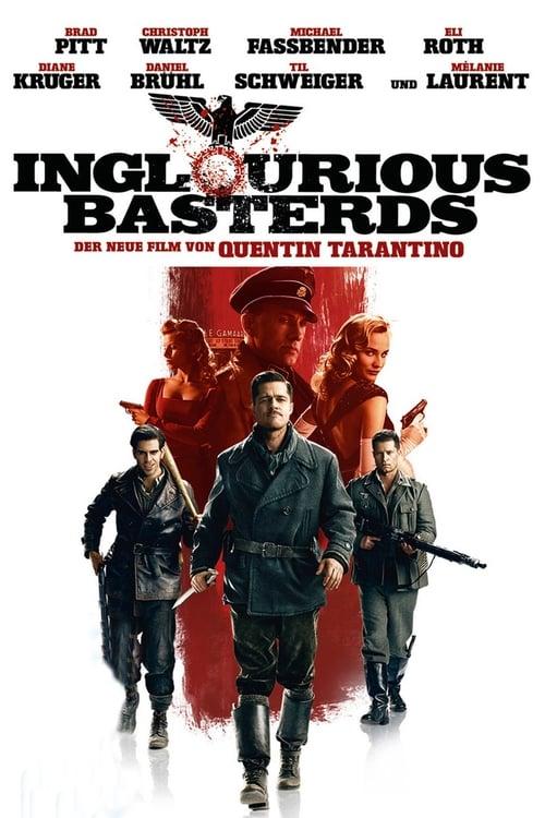 Inglourious Basterds - Poster