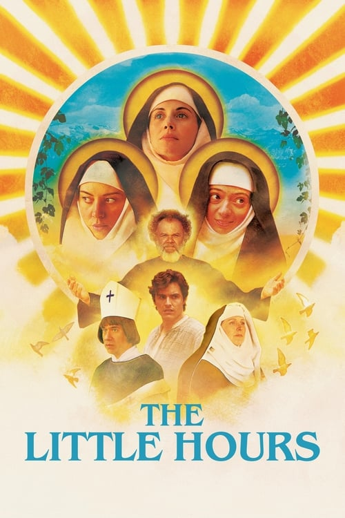 The poster of The Little Hours