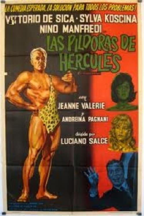 Película Las píldoras de Hércules En Español En Línea