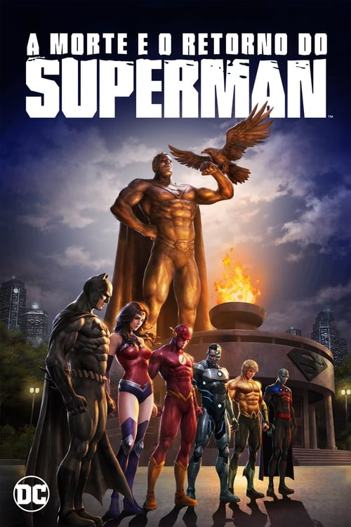 The Death and Return of Superman Peliculas gratis