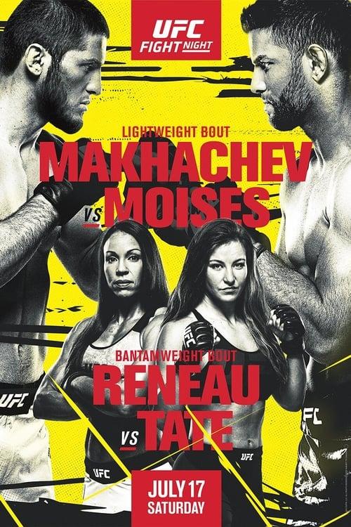 Watch UFC on ESPN 26: Makhachev vs. Moises Movie Online