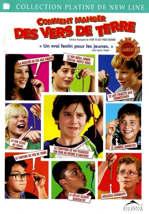 How to Eat Fried Worms film en streaming