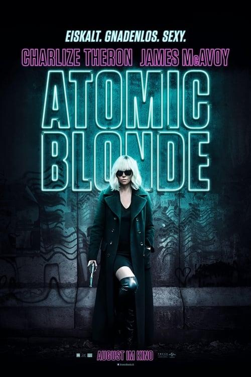Poster von Atomic Blonde