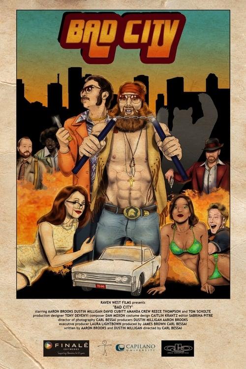 Película Bad City Con Subtítulos En Español