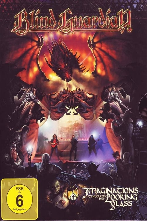 Blind Guardian: Imaginations Through the Looking Glass (2004) Poster
