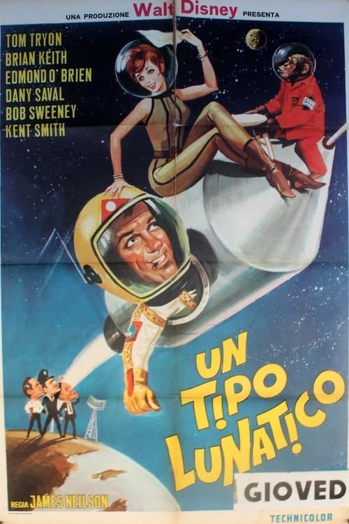 Un tipo lunatico (1962)