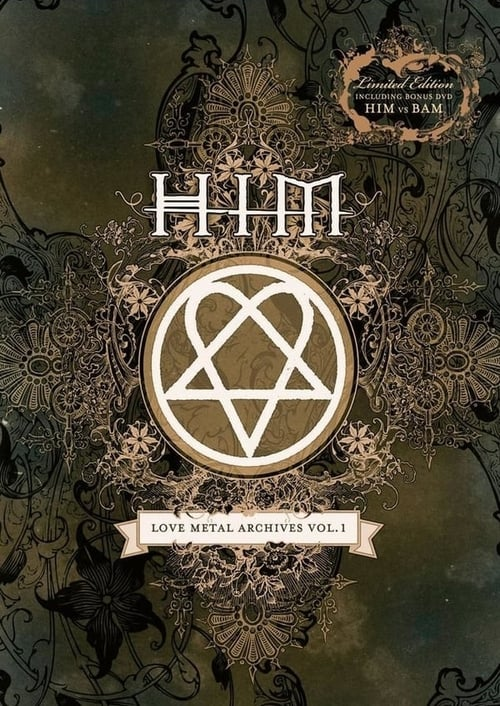 Film HIM: Love Metal Archives Vol. 1 - HIM vs BAM Avec Sous-Titres